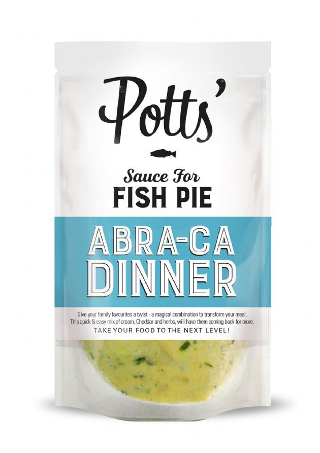 Sauce For Fish Pie - 400g - Fish Sauce Delivered - Hamiltons Fish